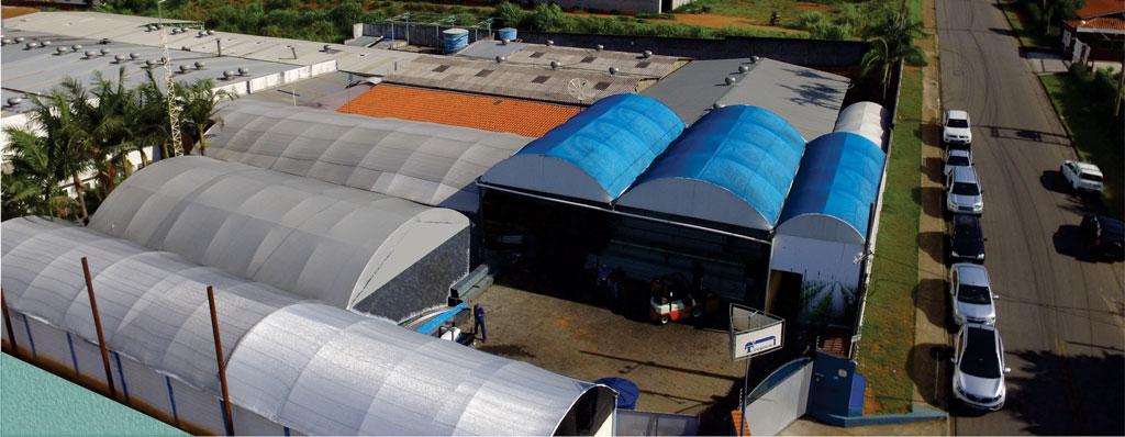 estufas agrícolas hidropônicas