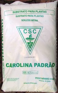 SUBSTRATO CAROLINA SOIL - 08 A 10 KG / 45 LTS