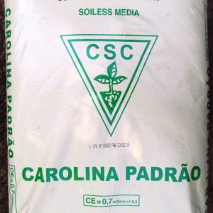 SUBSTRATO CAROLINA SOIL - 08 A 10 KG / 45 LTS
