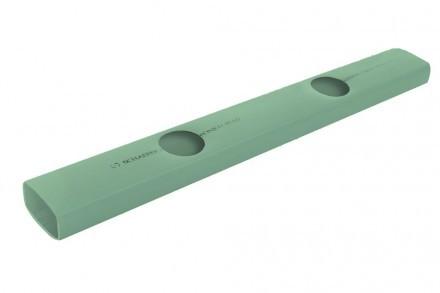 PERFIL HIDROPÔNICO PS 75 (75X38MM) com 3metros