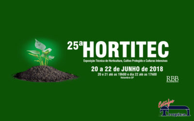 25ª Hortitec 2018
